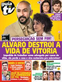 Capa da revista Guia da Tevê 21/02/2020