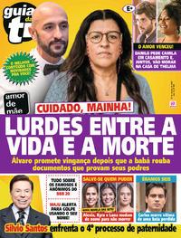 Capa da revista Guia da Tevê 24/01/2020