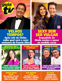 Capa da revista Guia da Tevê 07/05/2021