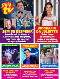 Capa da revista Guia da Tevê 18/06/2021