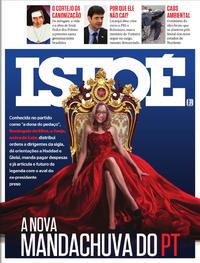 Capa Revista ISTOÉ