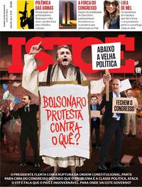 Capa Revista ISTOÉ 24/05/2019