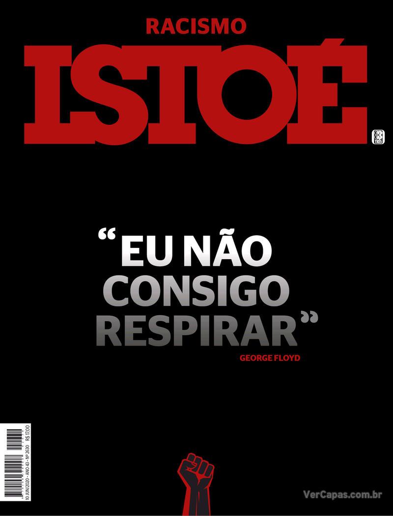 Capa da revista ISTOÉ 05/06/2020