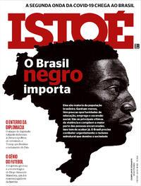 Capa da revista ISTOÉ 27/11/2020