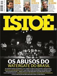 Capa da revista ISTOÉ 29/05/2020