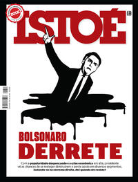 Capa da revista ISTOÉ 24/09/2021