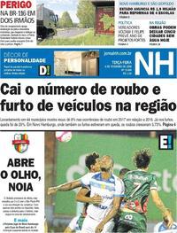 Jornal NH - 06-02-2018