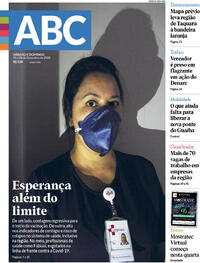 Capa do jornal Jornal NH 05/12/2020