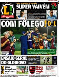 Capa Lance - Rio de Janeiro 2020-01-20