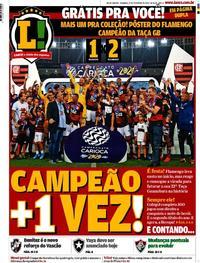Capa Lance - Rio de Janeiro 2020-02-23