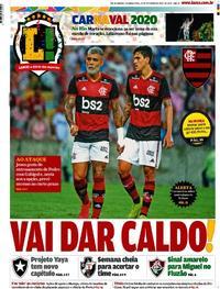 Capa Lance - Rio de Janeiro 2020-02-24