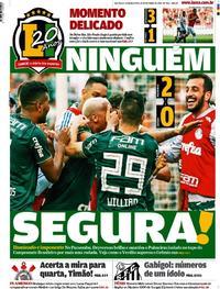 Capa Lance - São Paulo 2018-10-15