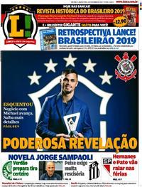 Capa Lance - São Paulo 2019-12-11