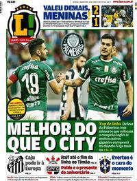 Capa Lance - São Paulo 2019-06-24