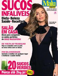 Capa da revista Malu 24/06/2020