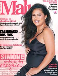 Capa da revista Malu 06/01/2021