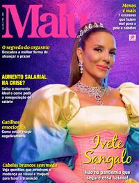 Capa da revista Malu 17/02/2021
