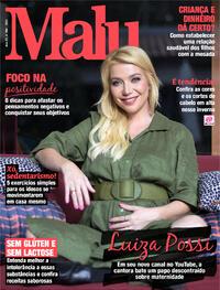 Capa da revista Malu 21/07/2021