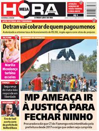 Capa Meia Hora 2019-02-16