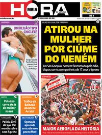 Capa Meia Hora 2019-11-20