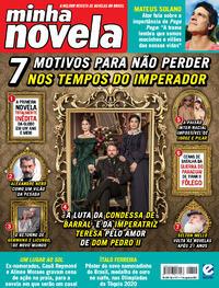Capa da revista Minha Novela 03/08/2021