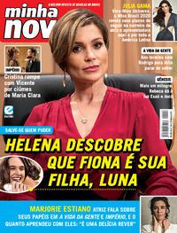 Capa da revista Minha Novela 15/06/2021