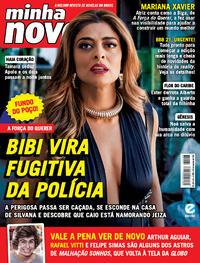 Capa da revista Minha Novela 19/01/2021