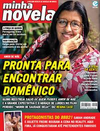 Capa da revista Minha Novela 23/02/2021