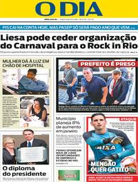 Capa O Dia 2018-12-11