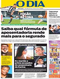 Capa O Dia 2018-08-17