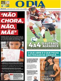 Capa O Dia 2019-11-14