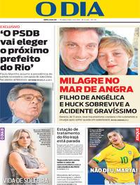 Capa O Dia 2019-06-24