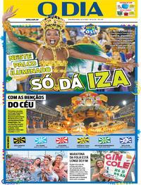 Capa O Dia 2020-02-24