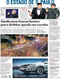 Ver Capas de Jornais e Revistas de hoje - Brasil e11ee0c757a08