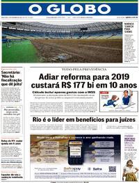 O Globo - 06-02-2018