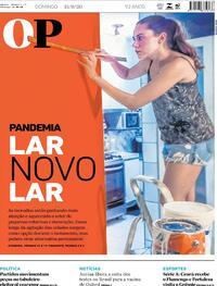 Capa do jornal O Povo 13/09/2020