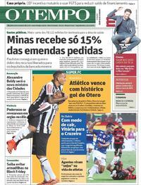 Capa O Tempo 2017-11-20