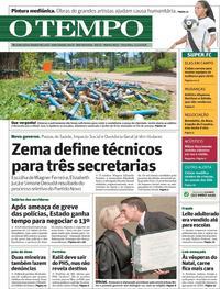 Capa O Tempo 2018-12-11