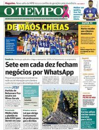 Capa O Tempo 2018-10-14