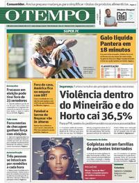 Capa O Tempo 2018-01-22