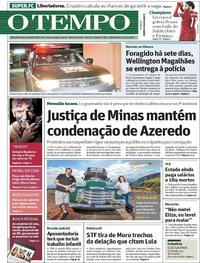 Capa O Tempo 2018-04-25