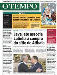 Capa O Tempo 2019-12-11