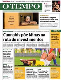 Capa O Tempo 2019-06-24