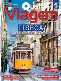 Capa da revista Qual Viagem 05/12/2017