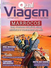Capa da revista Qual Viagem 02/03/2018