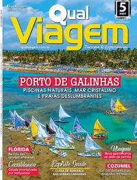 Capa da revista Qual Viagem 05/11/2018