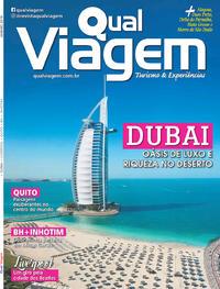 Capa da revista Qual Viagem 05/12/2018