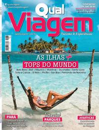 Capa da revista Qual Viagem 05/04/2019