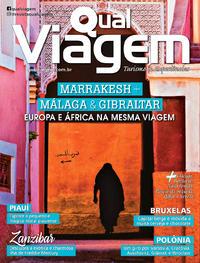 Capa da revista Qual Viagem 05/02/2019