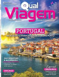 Capa da revista Qual Viagem 07/03/2019